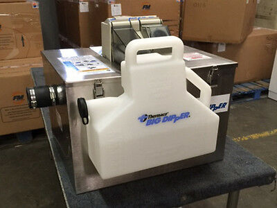 Thermaco Big Dipper W-250-IS Automatic Grease Trap / Interceptor - Demo Unit