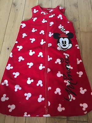 New without tags Minnie Mouse baby grobag
