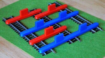 Model railway parallel track tool HO/OO Gauge 4 pack