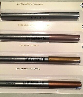 New! American Crafts Metallic Marker Medium Pt - Copper, Gold, Rose Gold, Silver