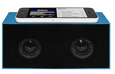 Touch Speaker Pro Smart Phone iPhone MP3 NFC Wireless Speaker - Blue Thumbs Up