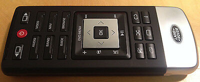 Brand New Land Rover / Range Rover In Car Dvd / Tv Remote Control Epla19G291Ba