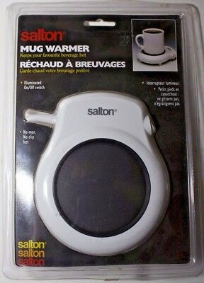 Salton Mug Warmer 18 Watts