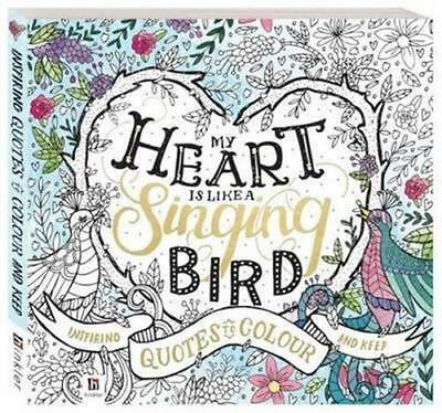 NEW My Heart is Like a Singing Bird Paperback Free Shipping