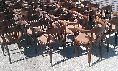 Thonet bentwood captain chairs  - 70 available  Free Shipping