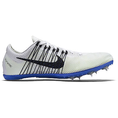 New Nike Zoom Victory 2 Mens Track Field Spikes Mid Distance Running Shoes White