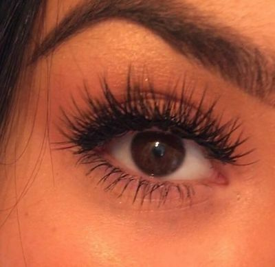 Human Hair Flutter Wispy False Eyelashes Like Huda Red Cherry Lilly Lashes