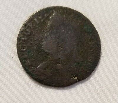 1787 connecticut miller 33.7-r.2 colonial coin