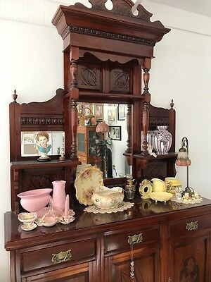 antique furniture sideboard