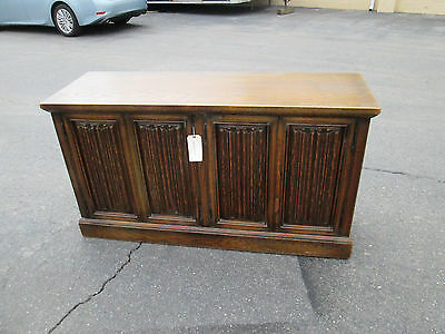 45396 T4:    JAMESTOWN LOUNGE Co. COLONADE Buffet Cabinet Chest