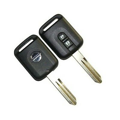 Remote key Fob Blank For Nissan Stagea M35 NM35 & coding instructions