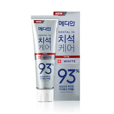 [Median] Advanced Tartar Solution Toothpaste (#White ) 120g