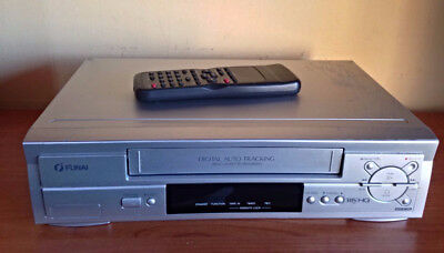 Videoregistratore Vcr Vhs Sony 4 Head Long Play Modello:slv-E430 Con Telecomando