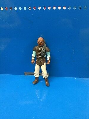 Star Wars Vintage Action Figure - Weequay - 1983 Return Of The Jedi