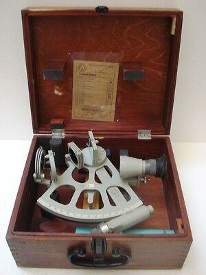 FREIBERGER Marine Sextant - No. 890101 - Boat /Nautical /Maritime