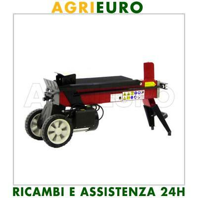 Spaccalegna elettrico orizzontale - GeoTech LS7 HE ECO 2000w - Spinta 7 Ton