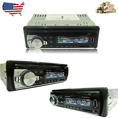 EZONETRONICS Car Bluetooth FM MP3 Stereo Radio Receiver Aux with USB SD US Ship