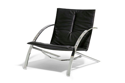 Arco Lounge Chair by Paul Tuttle for Strässle