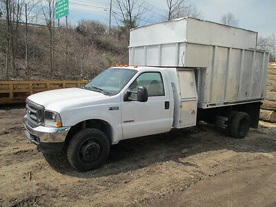 2004 ford F-550 4X4 chip truck CHEAP!!!!!!
