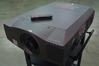 Eiki LC-XT4 Projector with Lens