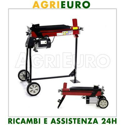 Spaccalegna elettrico orizzontale - 2in1 GeoTech LS7 HE ECO 2000w - Spinta 7 Ton