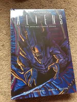 Loot Crate Exclusive Aliens 30th Anniversary Original Comic Series Dark Horse