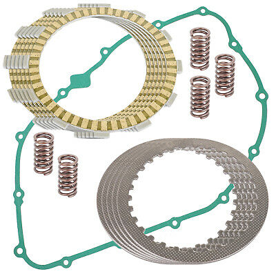 CLUTCH FRICTION PLATES and GASKET KIT Fits HONDA VF750C V45 Magna 750 1982-1988