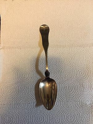 Coin Silver Tablespoon Palmer And Bachelders, Boston, c1850
