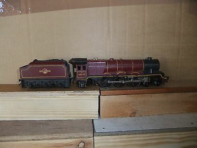 Tri-ang R50 LMS Maroon 4-6-2 Loco The Princess Royal 46200, not boxed