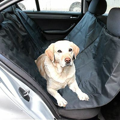 New Waterproof Car Rear Back Seat Cover Pet Dog Cat Protector Hammock Mat Liner