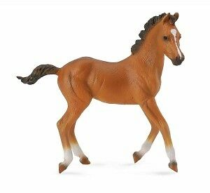Quarter Horse Foal Bay by CollectA - 88586