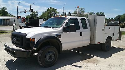 2008 Ford F-550 Service / Utility Truck
