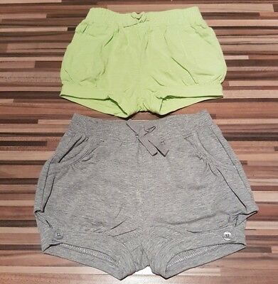NEW / USED Girls Summer Shorts from GAP 12-18 months / 1-1.5 years