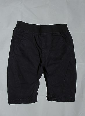 ~Next~Blue Trousers With Elasticated Waist~Size 6 - 9 Months~