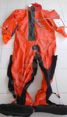 Sea survival Immersion Suit