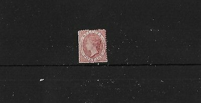 St Lucia Sg5, (1D) Lake 'crown Cc', Mounted Mint, Cat £95