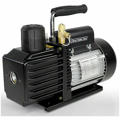 BVV VE160 7CFM Single Stage Vacuum Pump