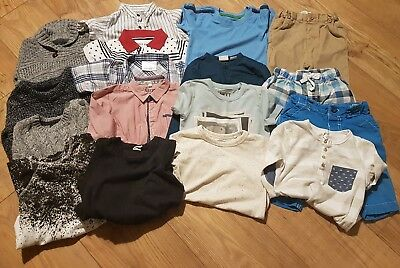 bundle of boys 12-18 months zara, Baker, Next, h&m