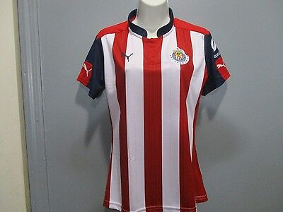 low priced 4b8f1 12d74 CLUB CHIVAS GUADALAJARA women jersey mujer 2016 puma 100% authentic