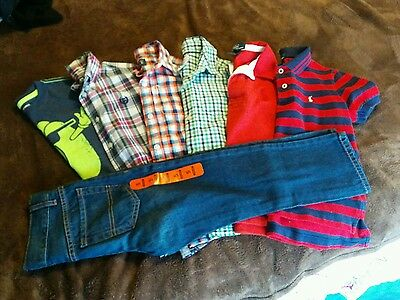 lot of boys size 5 clothing some NWT