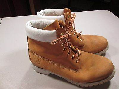 Timberland Men's Boots size 13 M  Suede Leather Lace up Used