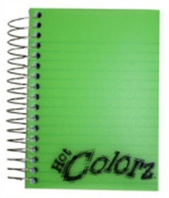 "Norcom 77386-12 5.5"" X 4"" Personal Size Fat Book Notebook Assorted Colors"