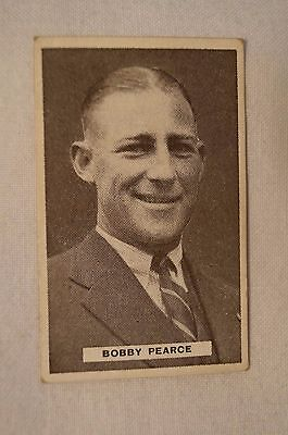 Collectable-Vintage-1933-Scarce Sweetacres Card - Sculling - Bobby Pearce