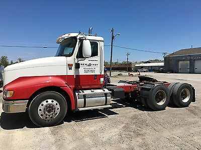 2007 International 9400i with Cummins ISX 500hp with 542531 ECM miles