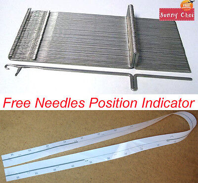 KH260 KH270 New Needles For Brother Knitting Machine Needles Main Bed