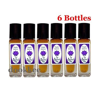Spiritual Sky Perfume Oil - NIGHT QUEEN x 6 Bottles