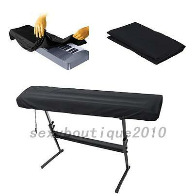 HOT 1PCS Waterproof On Stage Keyboard Dust Cover for 61 or 88 Key Keyboards