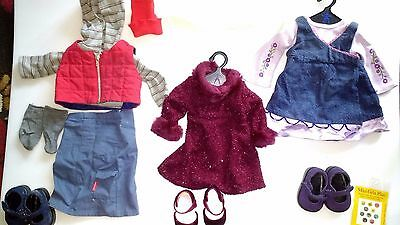 American Girl Today 3 Doll Clothes Outfit Bundle