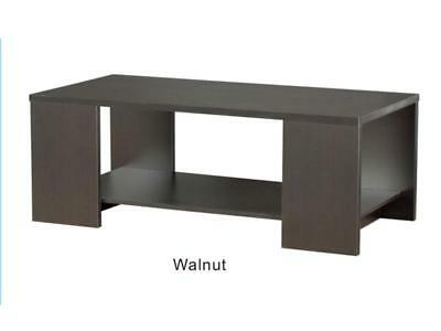 Cia Coffee Table in Oak, Walnut, White