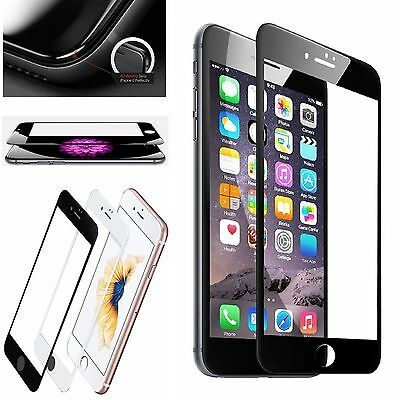 3D Full Cover Tempered Glass Carbon Fiber Screen Protector For iPhone 6 6s 7Plus